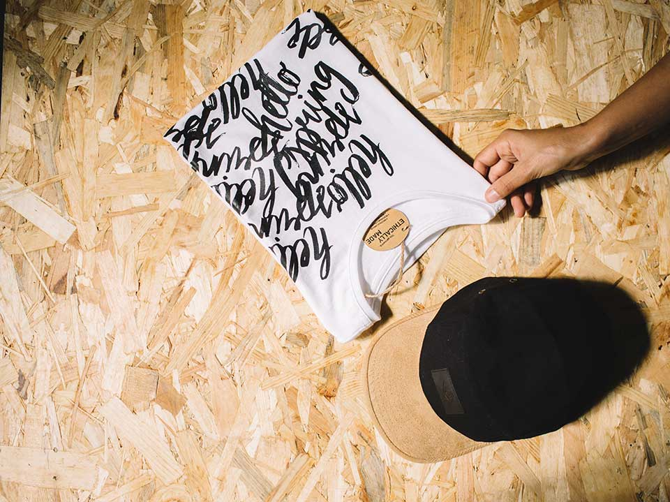 Laboratorio serigrafico coffeeshirt