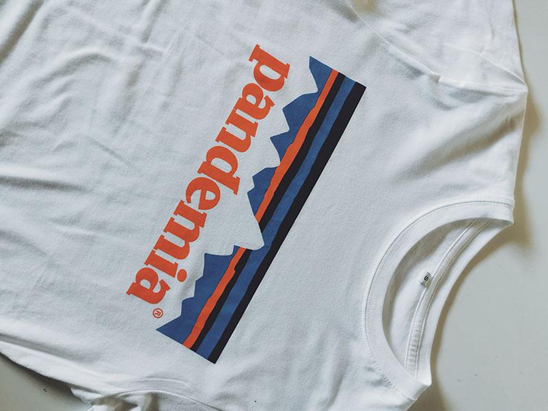 t-shirt hoppipolla