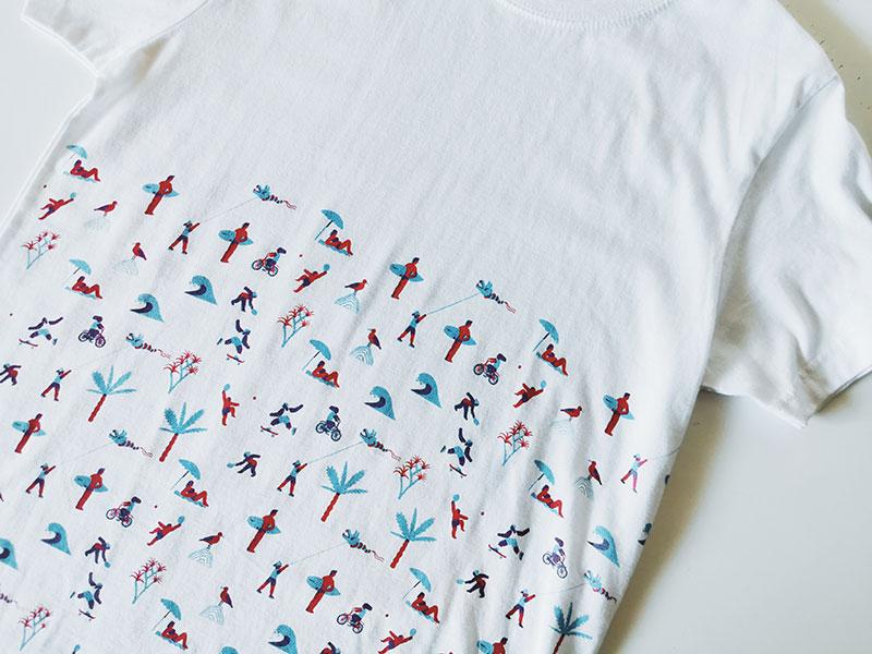 t-shirt La superba
